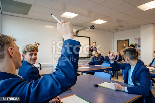 istock I Know The Answer! 641755364