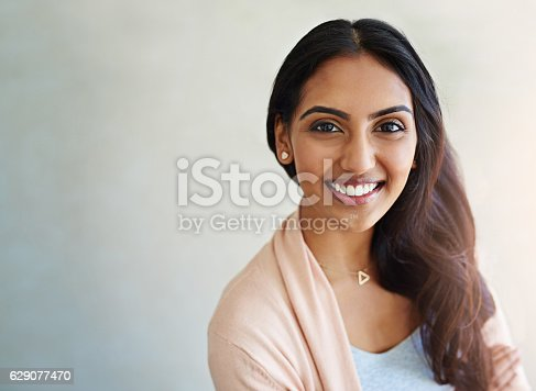 istock Know what makes you happy and be it 629077470