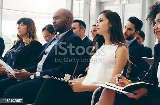 892254154 istock photo Know your audience and you'll know how to engage them 1162102857