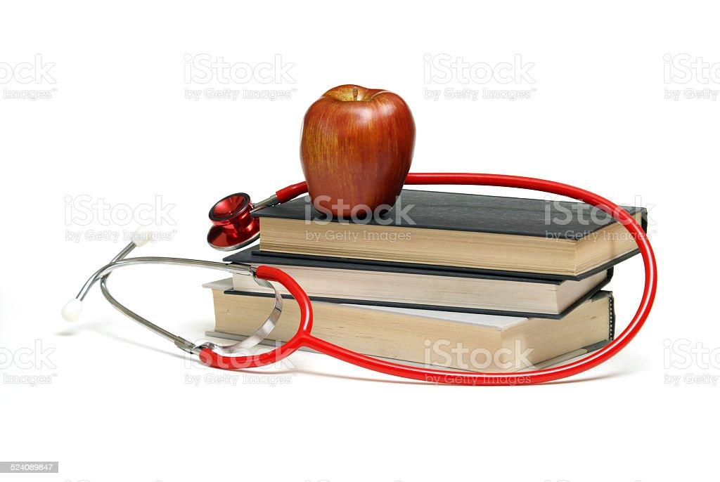 Knowledgable Healthcare stock photo