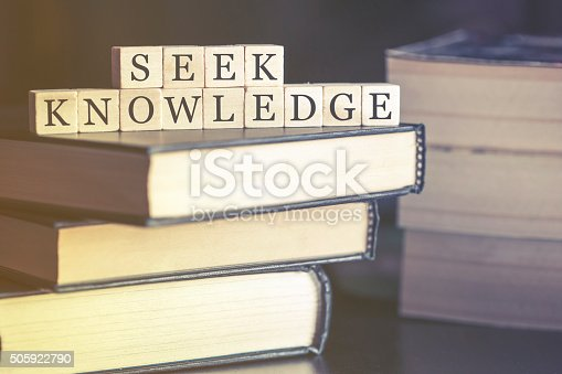 153178960istockphoto Knowledge and Education concept 505922790
