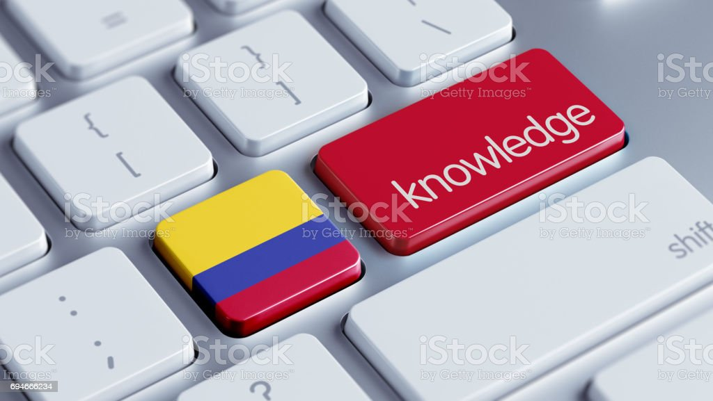Knowledge Concept stock photo
