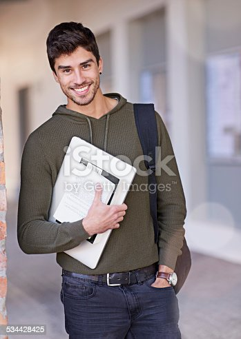 istock Knowledge empowers you 534428425