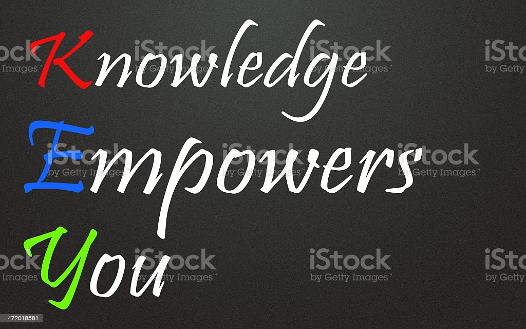 What empowers you