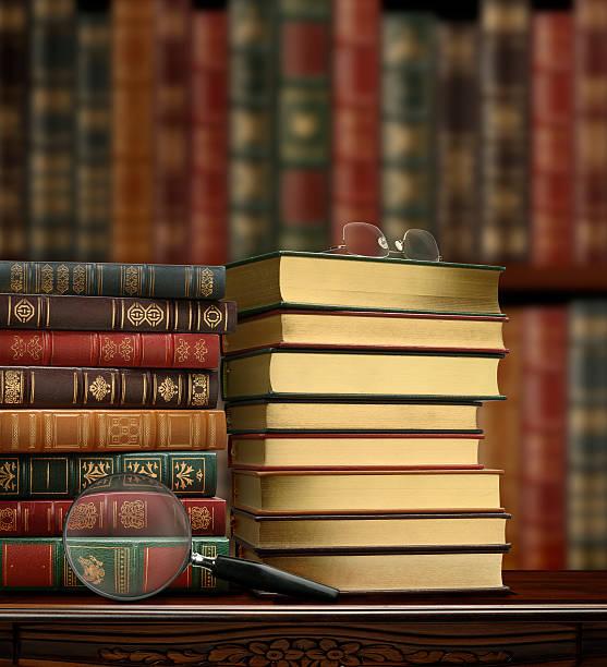 conocimiento - biblioteca de derecho fotografías e imágenes de stock