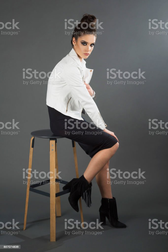 Known For Having A Recognizable Style stock photo