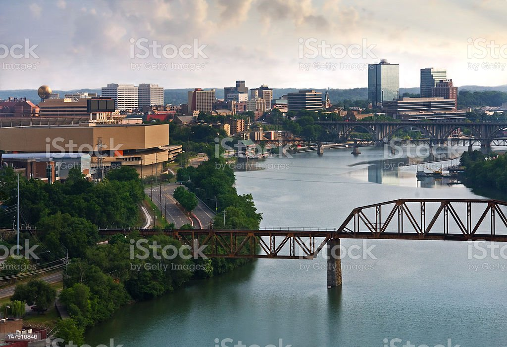 Knoxville royalty-free stock photo