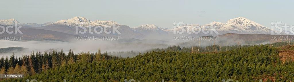 Knoydart stock photo