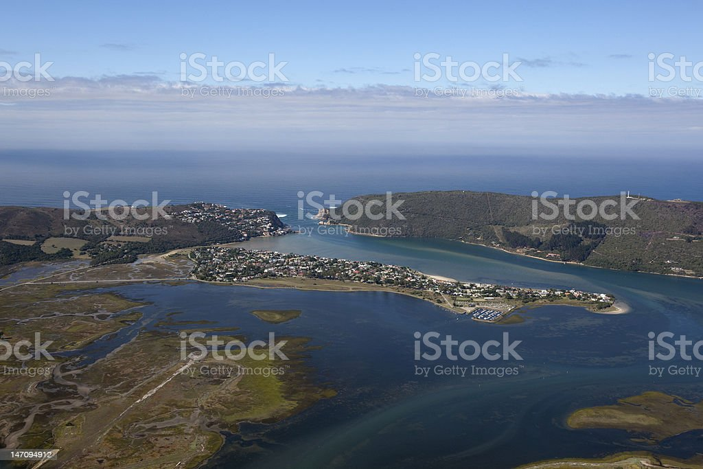 Knysna stock photo