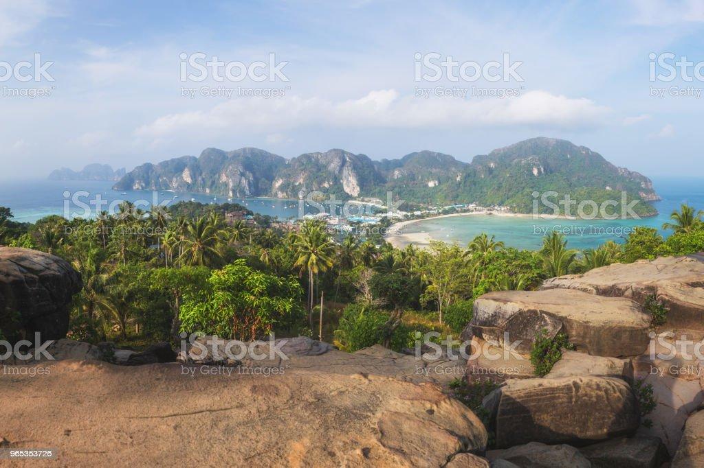 Ko Phi Phi Island, Krabi Province, Thailand zbiór zdjęć royalty-free