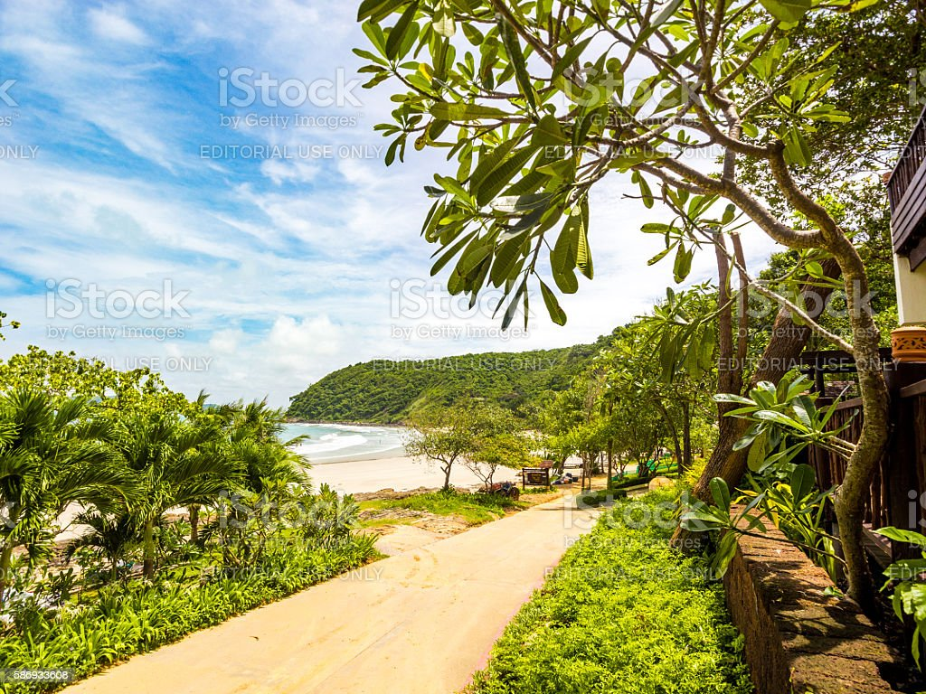 Ko Samet in Rayong, Thailand stock photo