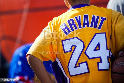 istock Kobe Bryant Fan 458627599