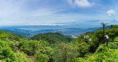 六甲山の神戸市