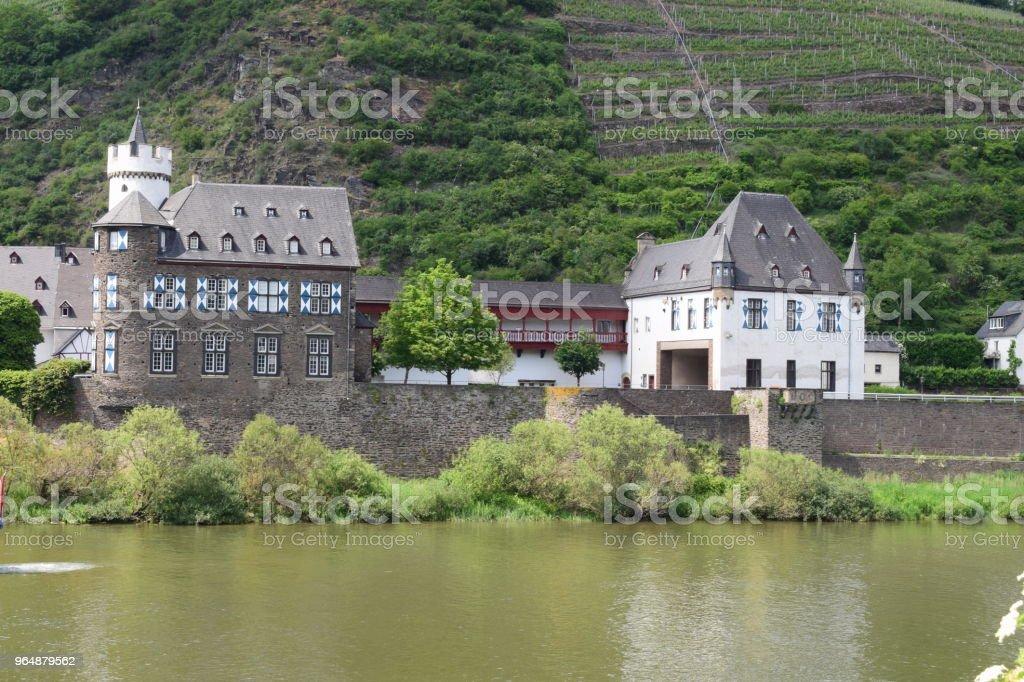 Kobern-Gondorf royalty-free stock photo