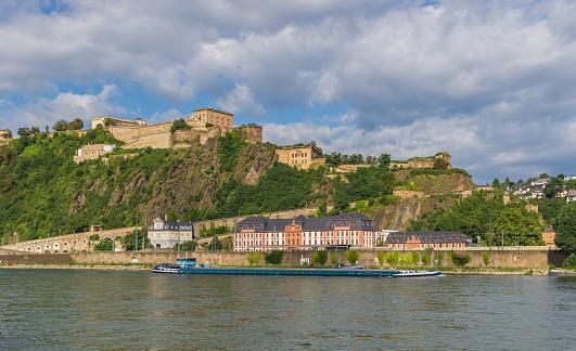 Koblenz old town, Germany