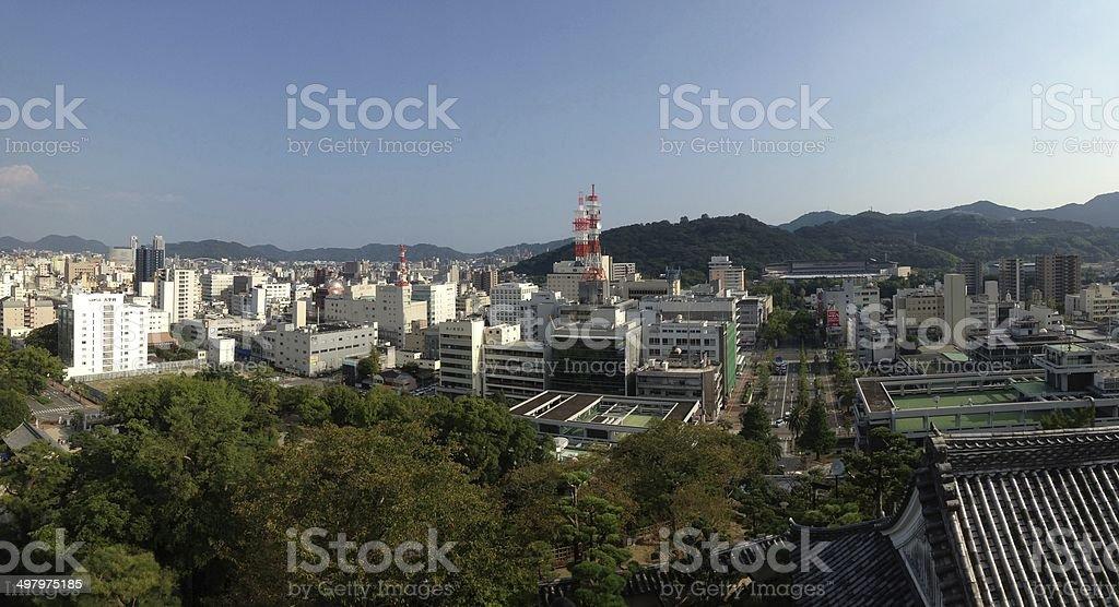 Kochi Prefecture, Japan stock photo