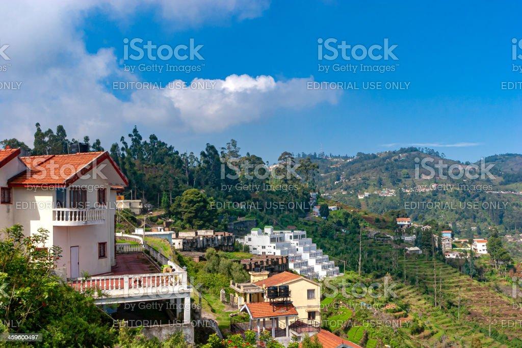 Kodaikanal, India - Summer Resort stock photo