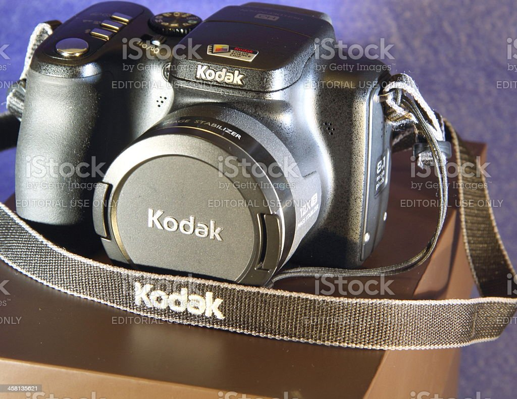 Kodak Digital Camera royalty-free stock photo