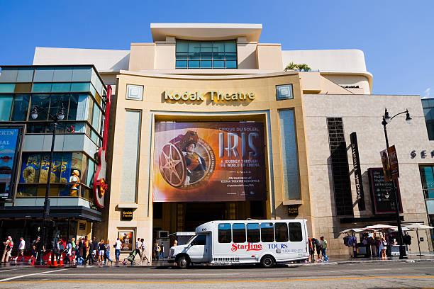 Kodak Theatre stock photo
