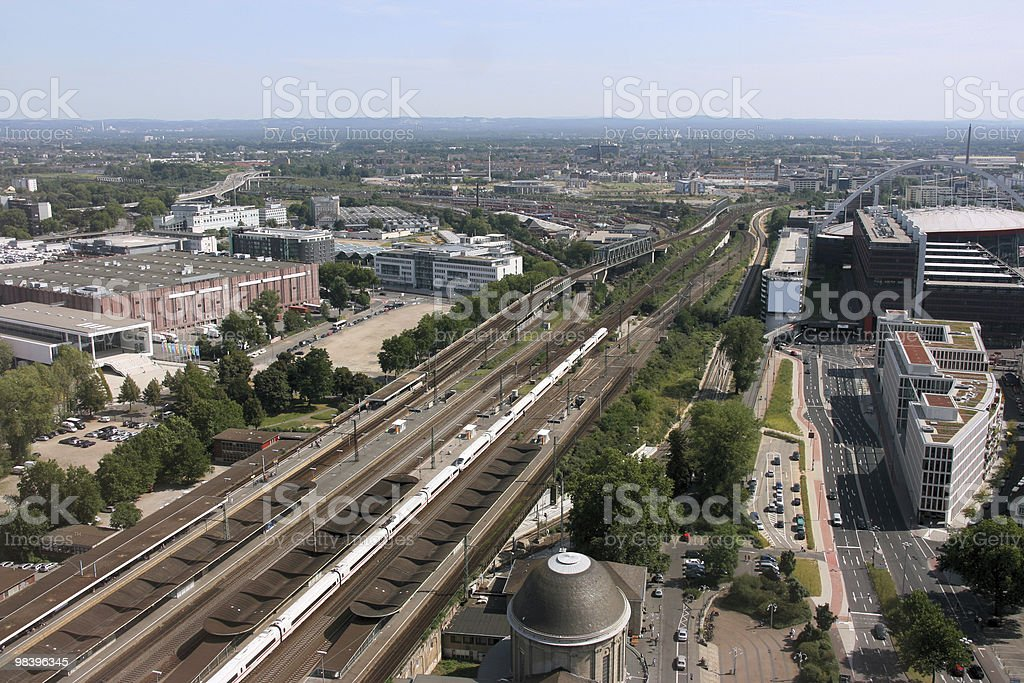 Koeln royalty-free stock photo