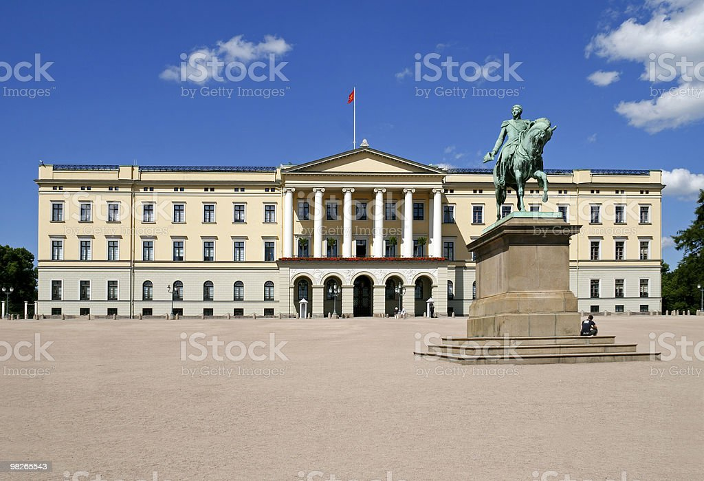 Koenigsschloss royalty-free stock photo