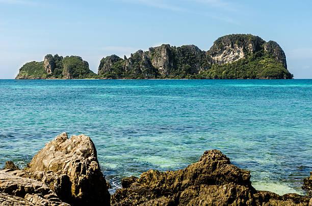 Mai de Koh Phai - foto de stock