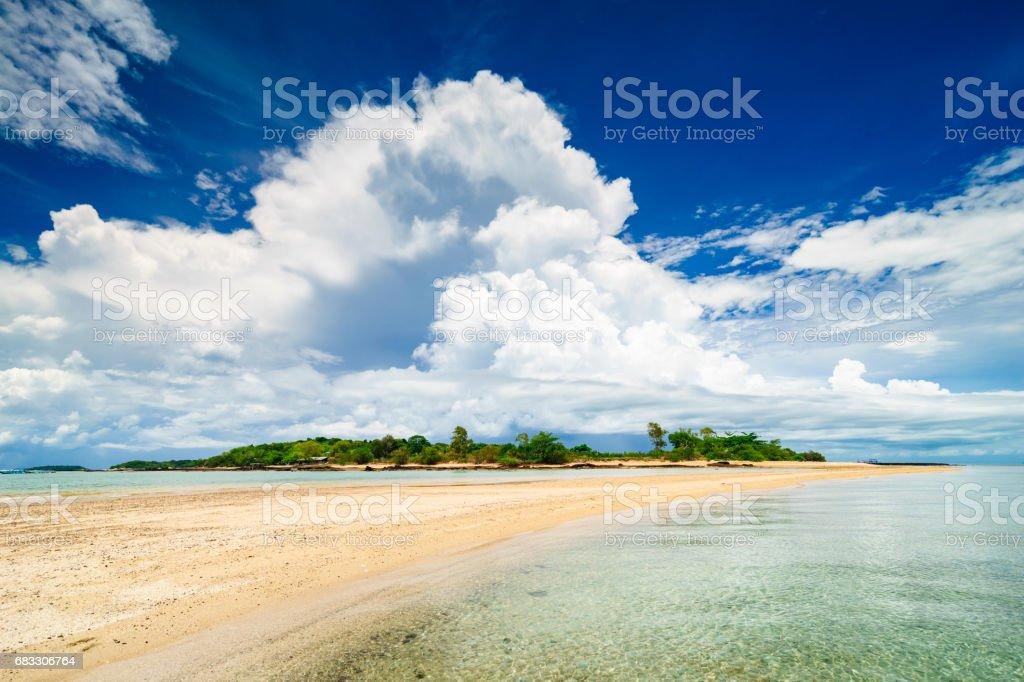 Koh Man Nai foto stock royalty-free