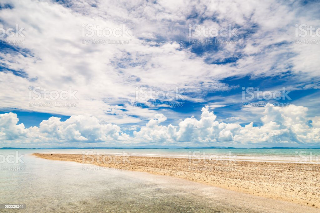 Koh Man Nai foto stock royalty-free