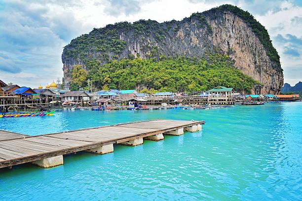 Koh Panyee fishing village