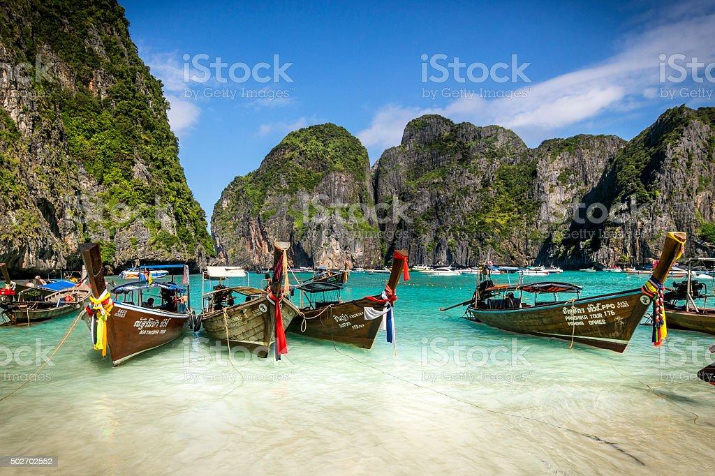 Koh Phi Phi stock photo