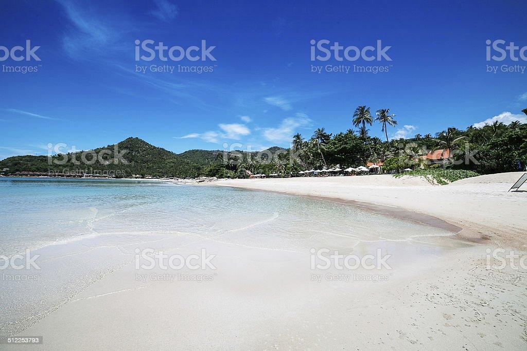 Koh Samui  island stock photo