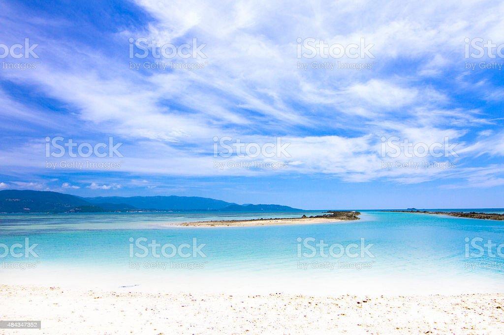 koh Tan Island. stock photo