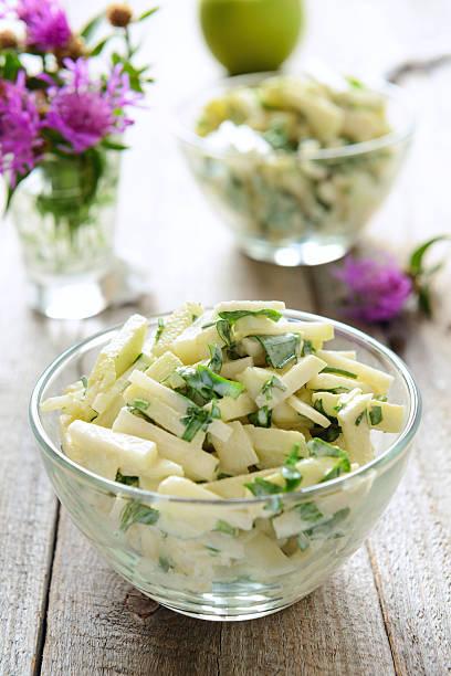 Kohlrabi-Salat – Foto
