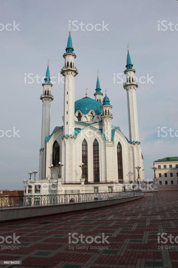 Kol Sharif Mosque in Kazan, Russia photo libre de droits