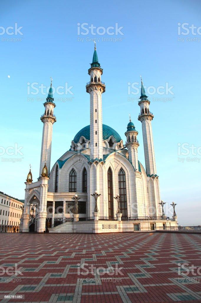 Kol Sharif Mosque in Kazan, Tatarstan republic. Russia photo libre de droits