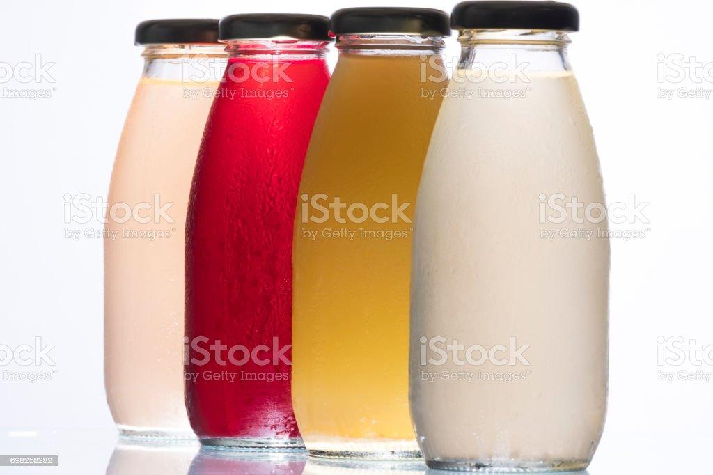Kombucha cold drink stock photo