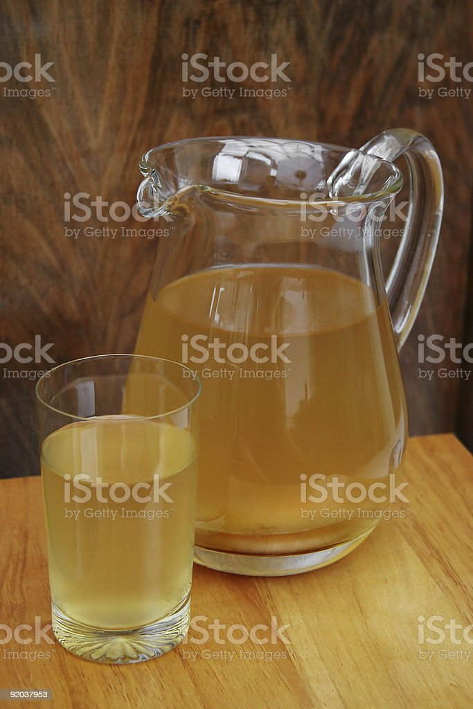 Kombucha Tea 2 stock photo