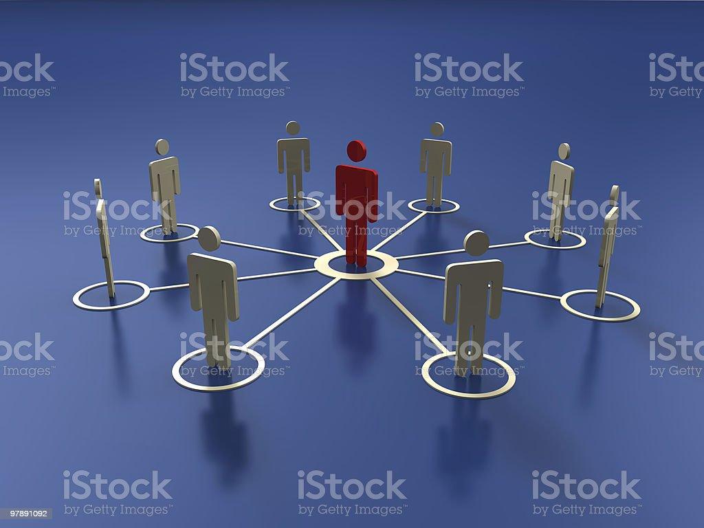 Kommunikation royalty-free stock photo