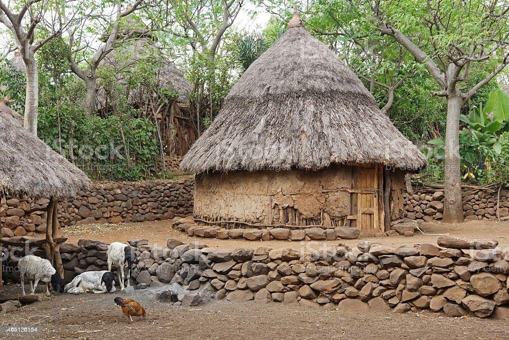Konso, Ethiopia, Africa stock photo