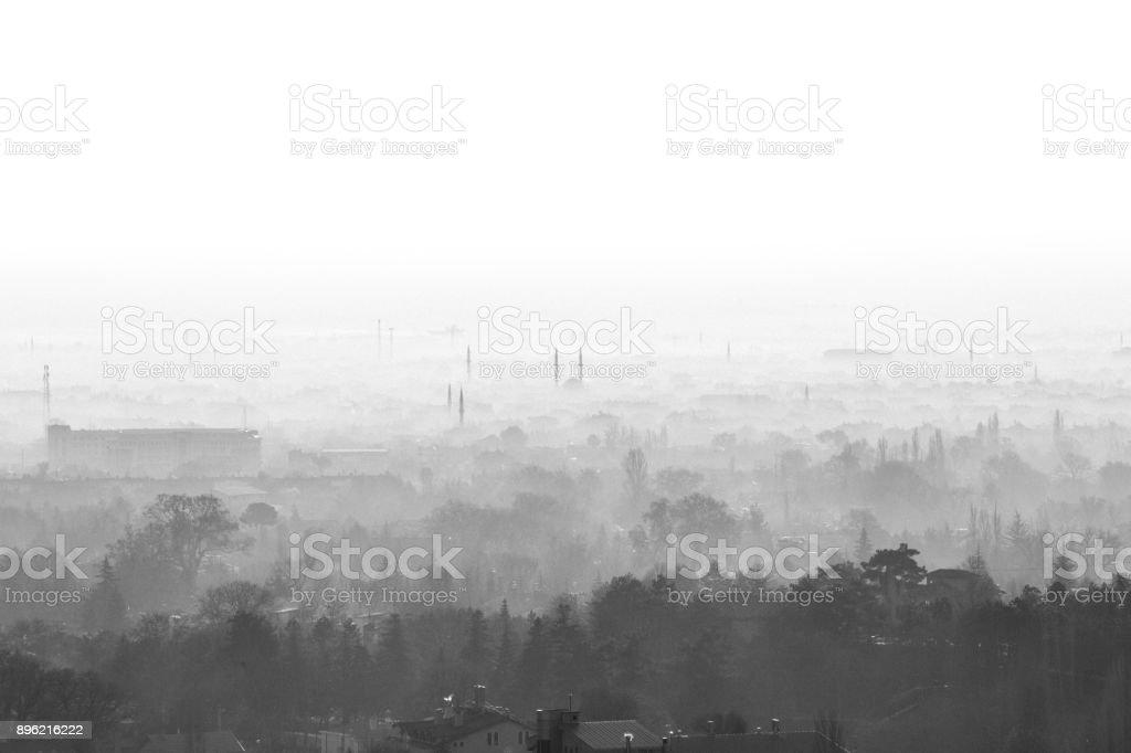 konya city Lizenzfreies stock-foto