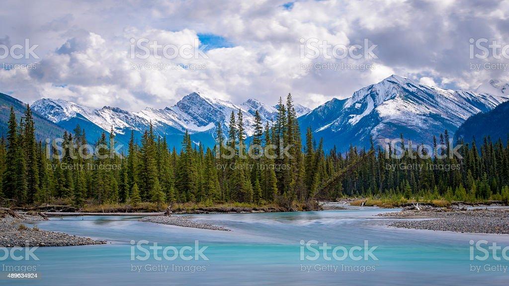 Kootenay National Park stock photo