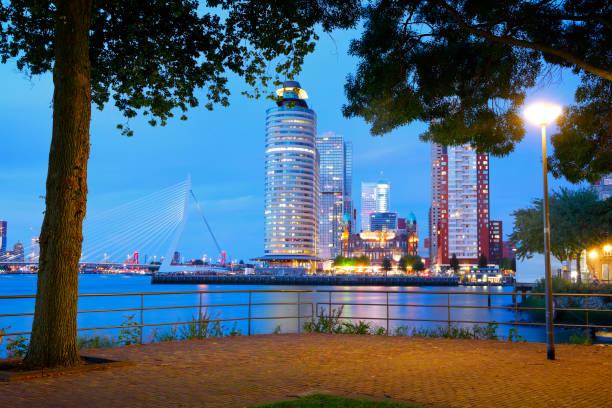 Kop van Zuid, Rotterdam, Niederlande – Foto