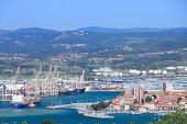 istock Koper Capodistria and its port 458940363