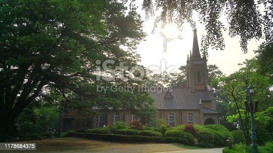 Korea Catholic Holy Land Gongseri Cathedral
