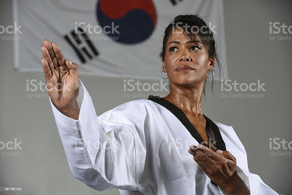 Korean Artform stock photo