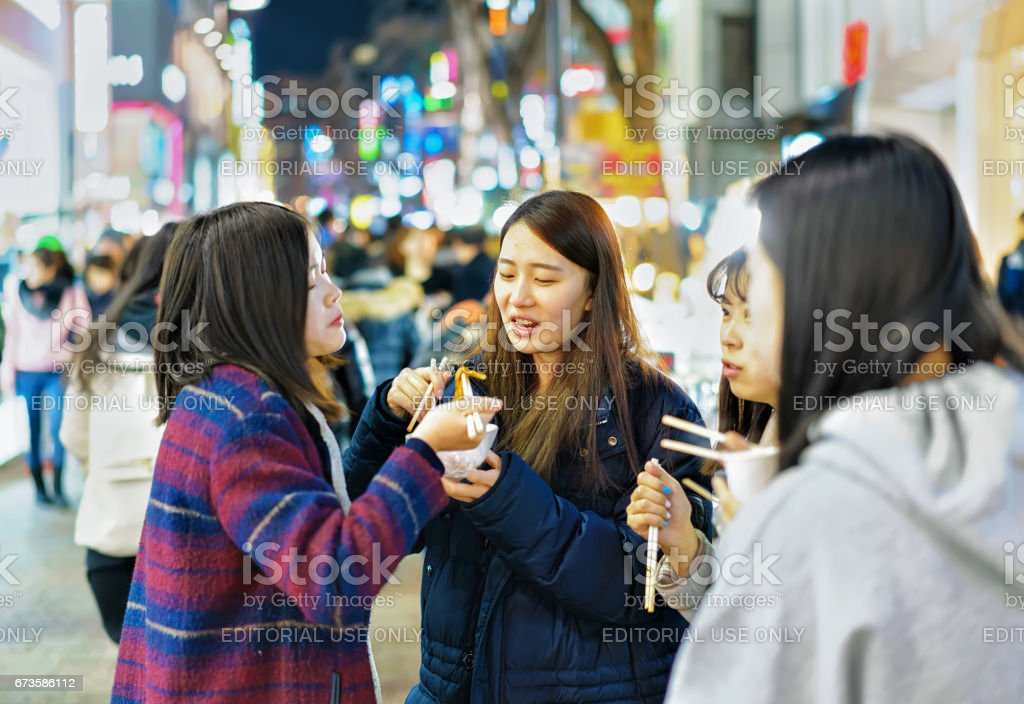 Girls korean Dating a