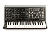 istock A Korg MS20 retro analog synthesizer on a blank background 96753422