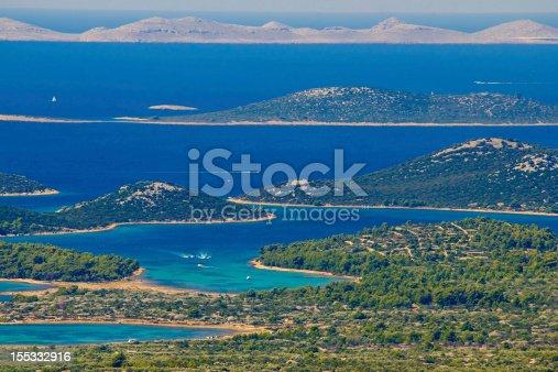 istock Kornati national park paradise archipelago 155332916