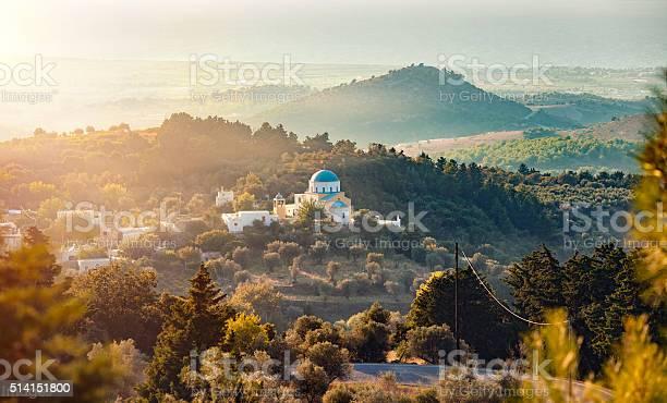 Insel Kos Griechenland Stockfoto und mehr Bilder von Abenddämmerung