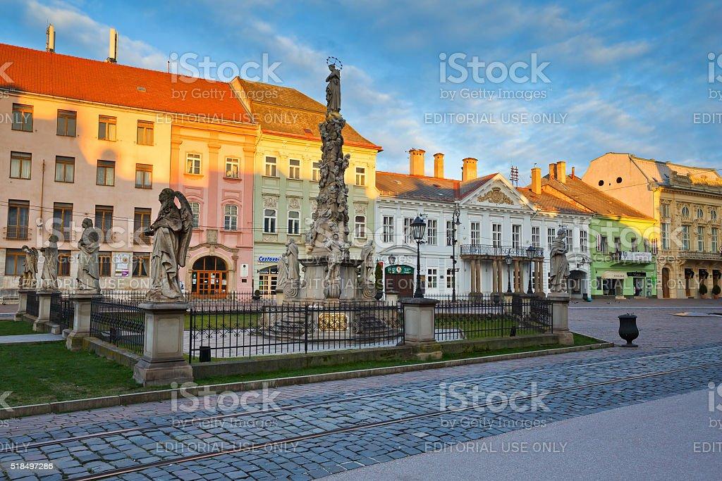 Kosice, Slovakia. stock photo